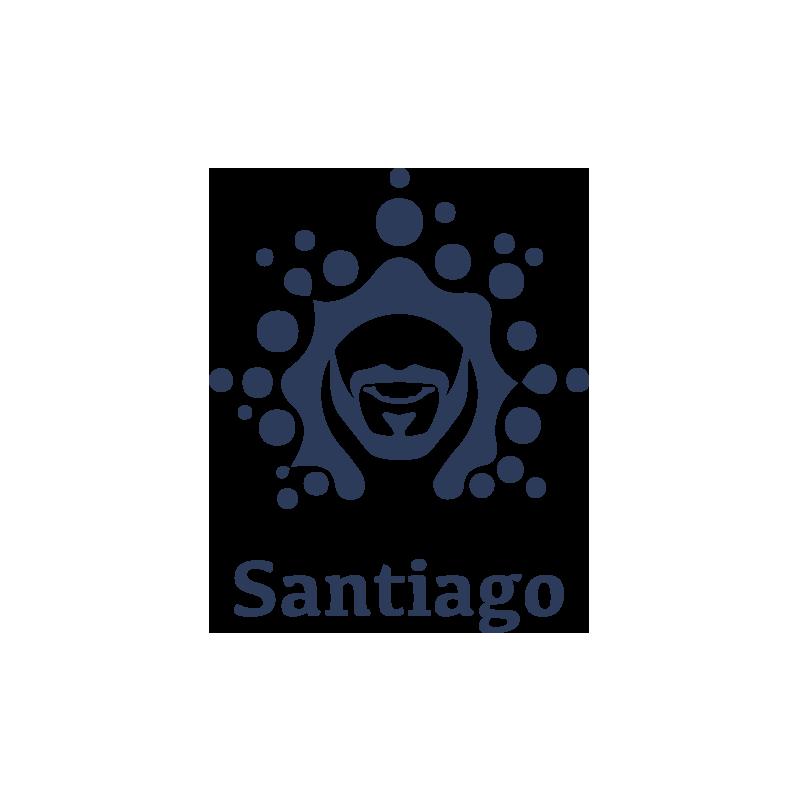 santiago-logo-design