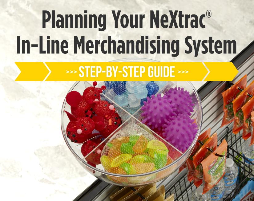 Merchandising Infographic