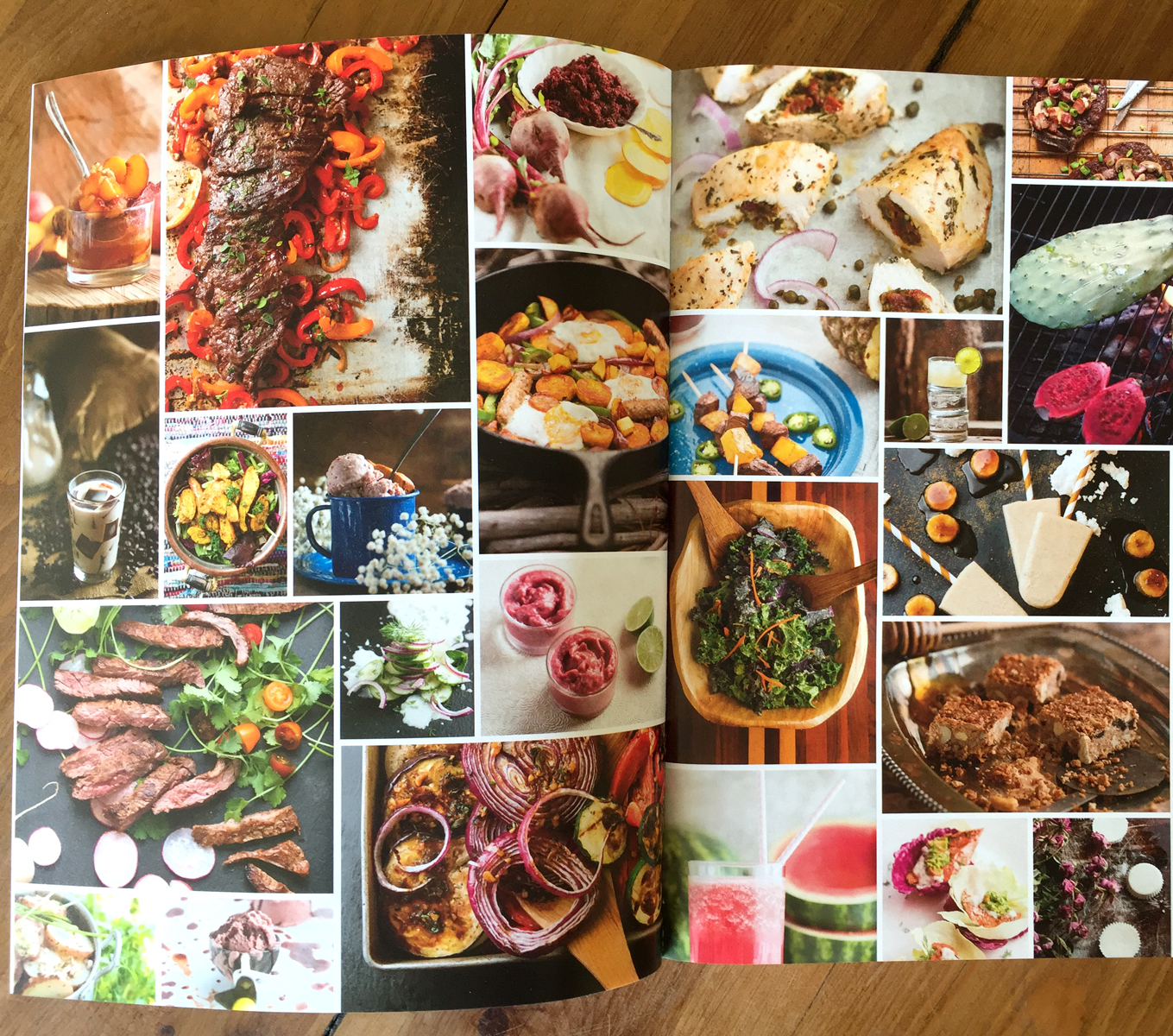 collage-pm-cookbook-design